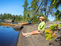 Bwca Map Boundary Waters Canoe Area Expedition Wilderness Inquiry