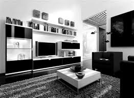 Nice Home Interior by Black And Grey Living Room Ideas Boncville Com