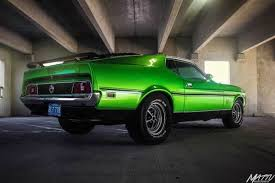 1972 mustang mach 1 value 1972 ford mustang mach 1 351 cobra jet q code buy