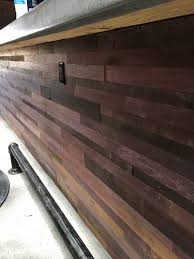 Wood Wall Panels by Reclaimed Wood Wall Paneling U2013 Antique Barrel Collection