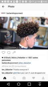 curly afro temp fade haircut google search kiddos pinterest