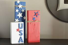 patriotic decorations craft create cook patriotic decorations to make with scrap wood
