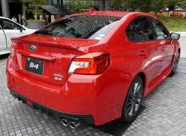red subaru sedan file the rearview of subaru wrx s4 2 0gt eyesight vag jpg