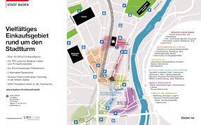 Stadt Baden Baden Shopping