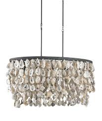 currey and company 9492 stillwater five light chandelier