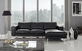 contemporary leather sectional sleeper sofa with chaise high