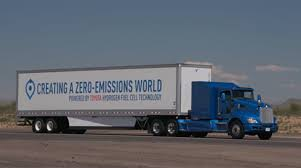 paccar inc toyota class 8 with hydrogen fuel cell to run socal drayage route