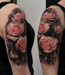 pink tattoo sleeve pictures to pin on pinterest tattooskid