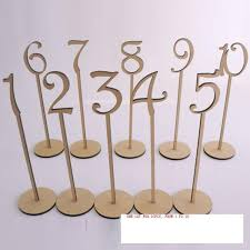 wedding table number holders wedding table number holders cheap 3530 wedding table number