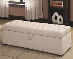 Safavieh Amelia Tufted Storage Ottoman Tufted Storage Ottoman Ashley Home Decor
