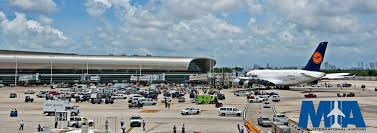 miami airport terminal map miami airport transportation and travel guide vero shuttle