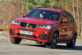 bmw x3 review 2017 autocar