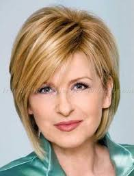hairstyle for sagging jawline best haircut for over 50 woman with jowls and hooded eyelids