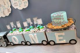 1st birthday party favors all aboard alphabet themed boy s 1st birthday spaceships