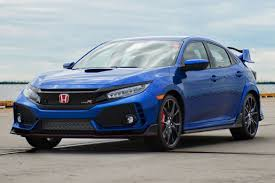 blue meanie the first civic type r looks resplendent in blue