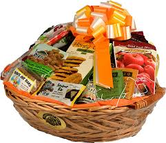 food baskets heart healthy gift baskets
