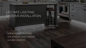 how to install lighting your kitchen cabinets installing cabinet lighting kichler lighting