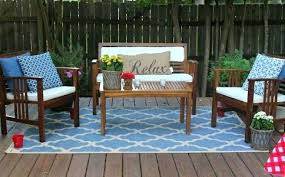 Patio Area Rugs Outdoor Patio Area Rugs Tar On Frontgate Sea