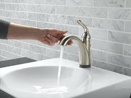 exotic delta water faucet faucet featuring technology delta delta