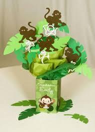 Baby Boy Shower Centerpiece by Best 10 Monkey Centerpiece Ideas On Pinterest Monkey Birthday