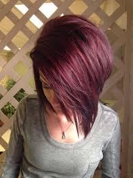 best haircolors for bobs beautiful short bob hairstyles and haircuts with bangs red bob