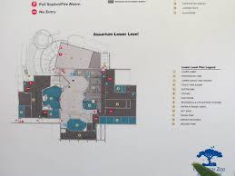 Georgia Aquarium Floor Plan by