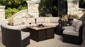 gorgeous conversation sets propane fire patio set pit seating