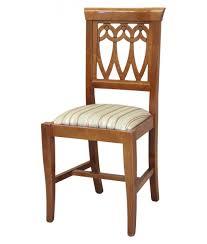 sedie per sala pranzo sedia classica in legno arteferretto
