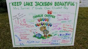 festival of lights lake jackson charlie chipper home facebook