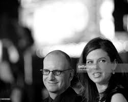 steven soderbergh and jules asner during oceans twelve los angeles picture id451701229