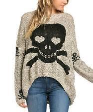 skull sweater skull sweater ebay