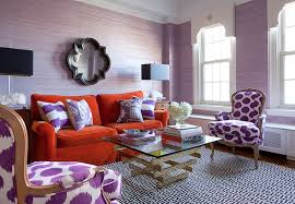 Lavender Accent Chair Purple Chair Living Room Decorating Clear