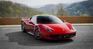 Ferrari 458 Blue - ferrari 458 italia red car 4k ultra hd wallpaper high quality walls
