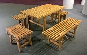Bench Table Ecofurn Table U0026 Bench
