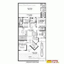 home design for 50 gaj terrific house plan in 20ã 60 plot pictures image design house