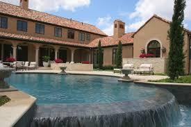 infinity edge pool aledo pool builder fort worth