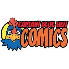 K Hen Shop Captain Blue Hen Comics Home Facebook