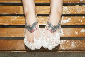 foot tattoo aftercare instructions and tips