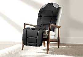 Recliner Chair With Speakers Heated Massage Pad With Speakers Sharper Image