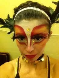 Makeup Classes In Raleigh Nc Final Makeup Look Stage Makeup Pinterest Circus Makeup
