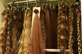 Tap In Hair Extensions by Hair Extension Black Market Causing Rash Of Thefts Huffpost