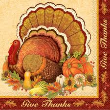 give thanks thanksgiving paper napkins thanksgiving supplies