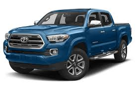 toyota limited 2016 toyota tacoma limited v6 4x4 double cab 127 4 in wb specs
