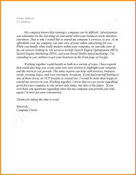 business partnership proposal letter template best template examples