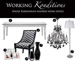 decor design for kris jenner office chair 34 office style khloe