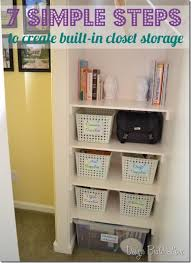 in closet storage 7 simple steps to create cheap easy built in closet storage hometalk