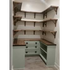 diy kitchen pantry ideas dream pantry is complete walls shiplap and painted