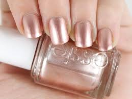 best 25 rose gold nail polish ideas on pinterest rose gold