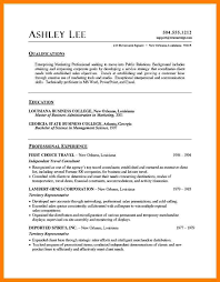 8 Resume Summary Sample Mla Cover Page by Good Resume Summary Examples Good Summary For A Resume