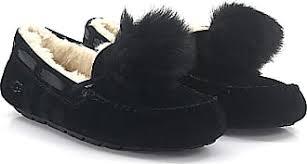 black ugg slippers womens black ugg slippers stylight